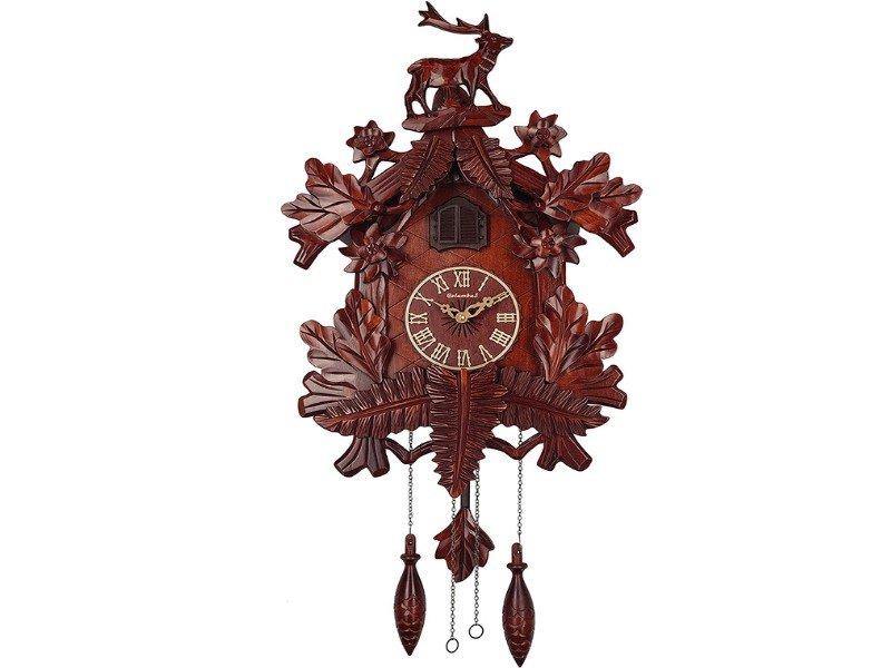 Часы с кукушкой Columbus СQ-007. Купить в интернет-магазине «Дом ...